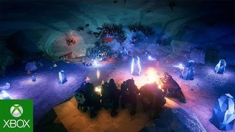 Deep Rock Galactic on Xbox One - 4K Trailer