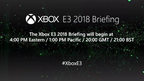 Xbox E3 briefing-0