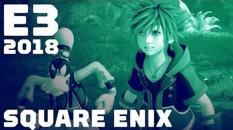 E3 Square Enix Press Conference - IGN Live 2018