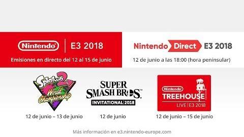 Día 1 de Nintendo en el E3 2018