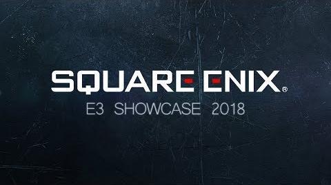 Conferencia Square Enix 2018