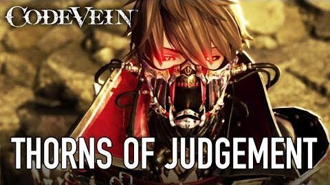 Code Vein - PS4 XB1 PC - Thorns of Judgement (E3 2017 Trailer)