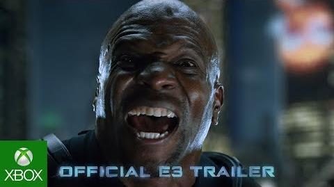 Crackdown 3 – E3 2017 – Official 4K Trailer