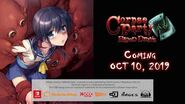 Corpse Party Blood Drive - Launch Date Announcement Trailer (Switch)