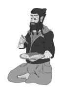 Mordecai bbq BeerTamala