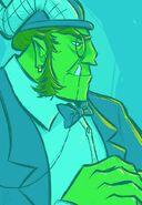 Cromwell green sheliloquy