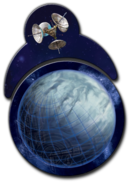 FFG space station on planet