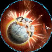 Cosmic-conflict-saboteur-trap