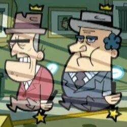 Onkel Piero und Onkel Carmino