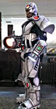 Knightmage-Cyborg
