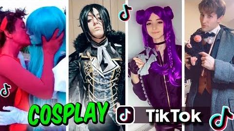 Tik Tok - COSPLAY 🔥 Anime & Movies 🔥 Kiss Scene 🔥 Black Butler 🔥 Fantastic Beasts