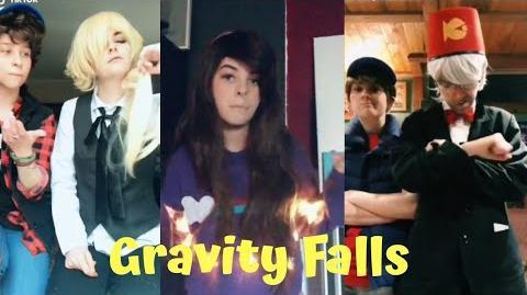 Gravity Falls Cosplay Tik Tok 2018 Part 3