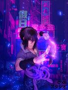 Oliver Rogue as Sasuke Uchiha Cosplay 2