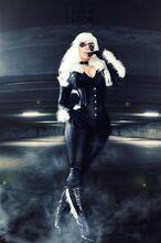 DeAnna Davis - Black Cat
