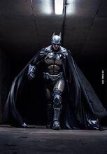Julian Checkley-Batman