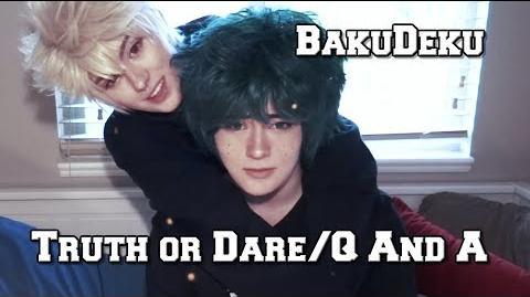 BakuDeku Cosplay T.O