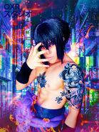 Oliver Rogue as Sasuke Uchiha Cosplay 3