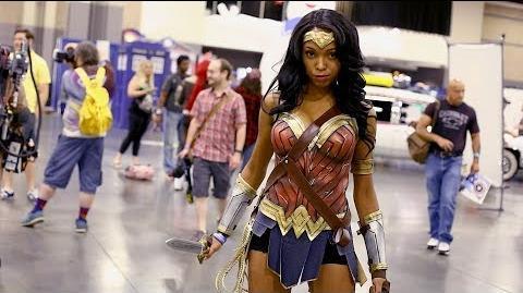 Cosplay Remix Wonder Woman