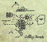 Cottleymounds map