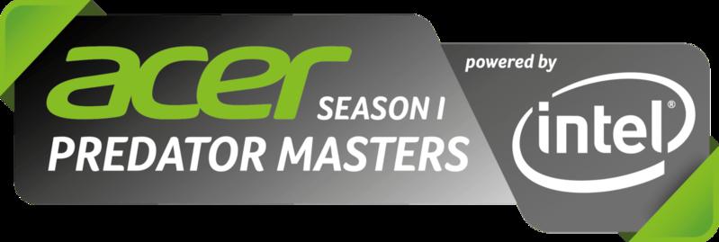 Acer Predator Masters Season 1