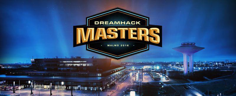 DreamHack Masters Malmö 2016 - Azjatyckie kwalifikacje