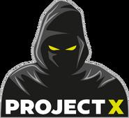 Project X - logo