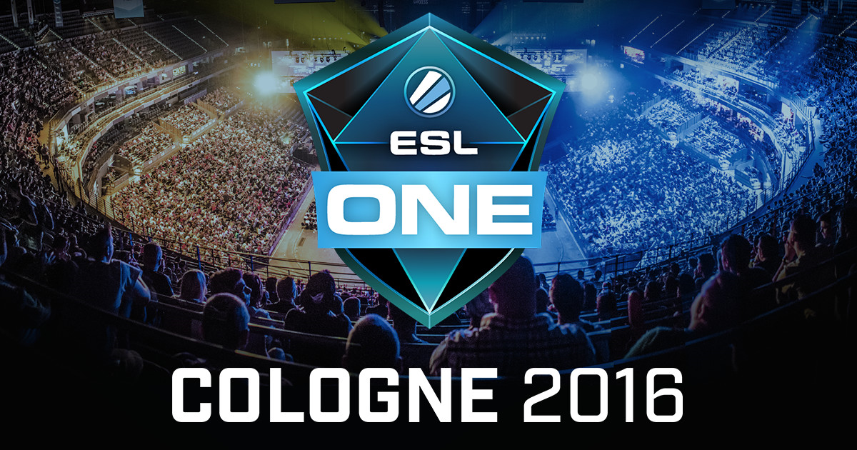 ESL One: Cologne 2016