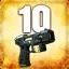 Zabij 10 przeciwników przy użyciu Zeus x27.