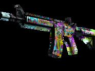 M4A4 W żywych kolorach