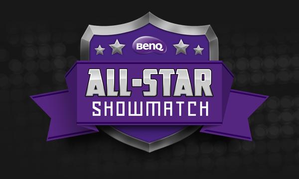 BenQ All-Star Showmatch 1
