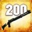 Zabij 200 przeciwników przy użyciu XM1014