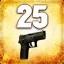 Zabij 25 przeciwników używając P250