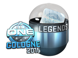 Legendy ESL One Cologne 2015 (Folia)