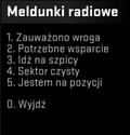 Meldunki radiowe