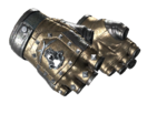 Rękawice Bloodhound Opalony na brąz