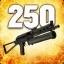 Zabij 250 przeciwników używając PP-Bizon