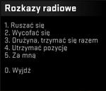 Rozkazy radiowe