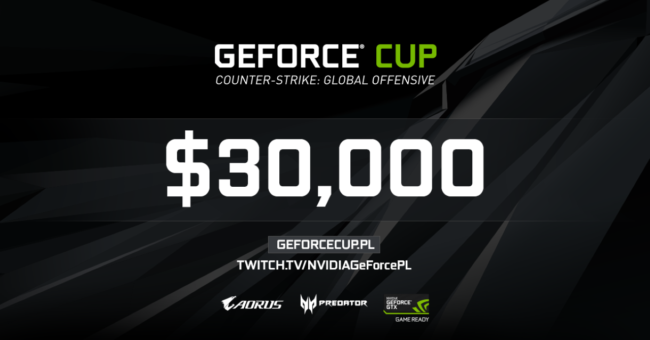 GeForce Cup 2017