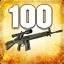 Zabij 100 przeciwników używając G3SG1