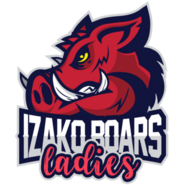Izako Boars Ladies - logo