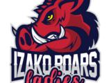 Izako Boars Ladies