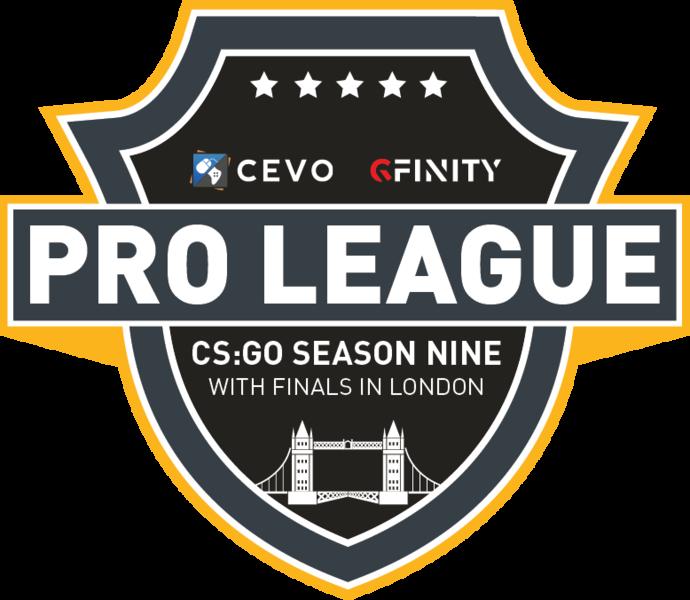 CEVO Gfinity Pro-League Season 9 - Umieszczenie - Ameryka Północna