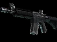 M4A4 - przykład broni antyterrorystów CS:GO