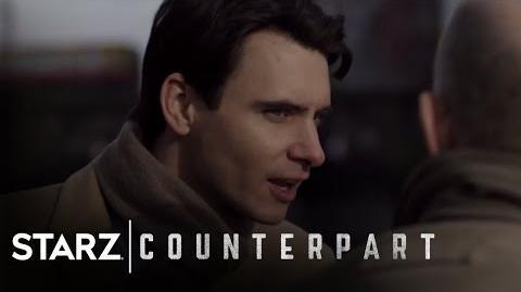 Counterpart Season 1, Episode 4 Preview STARZ