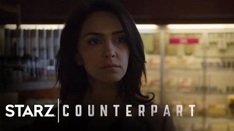 Counterpart Inside the World of Counterpart Season 1, Episode 6 STARZ
