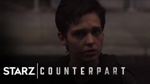 Counterpart Inside the World of Counterpart Season 1, Episode 3 STARZ