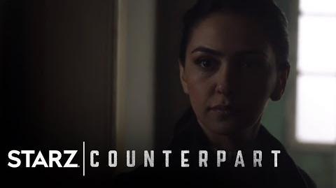 Counterpart Clare Soldier STARZ