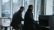 Nicholas-Pinnock-Ian-Shaw-and-Ian-Counterpart-STARZ-Season-2-Episode-02-Outside-In