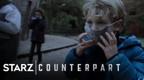 Counterpart Critical Acclaim STARZ