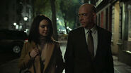 Nazanin-Boniadi-JK-Simmons-Clare-and-D2-Howard-first-meeting-Counterpart-STARZ-Season-2-Episode-01-inside-out